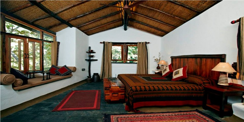 Nullah-Unit-Room-of-Reni-Pani-Jungle-Lodge