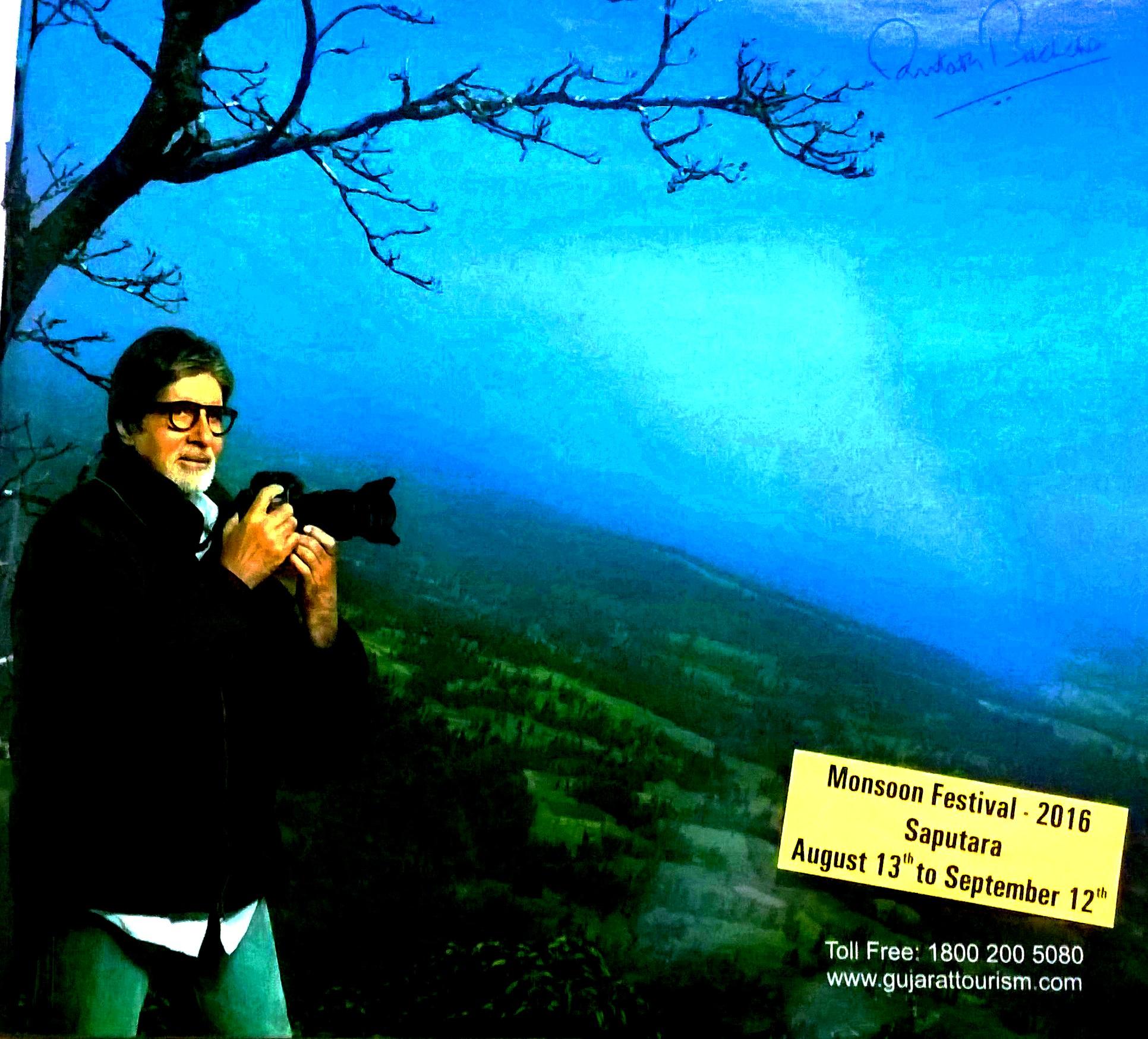 Saputara Monsoon Fe...